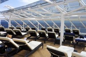 MSC MERAVIGLIA - MSC Yacht Club Sundeck