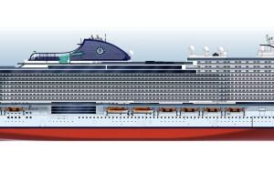 Rendering Seaside EVO-Klasse