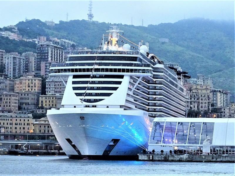 MSC Seaview - Cruisedeck