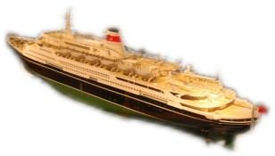Michail-Lermontow-Modell-001 MS MIKHAIL LERMONTOV