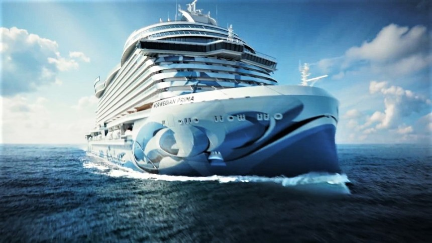 Norwegian-Prima-A-First-in-Class-Ship-RoN3xw7LMng_Moment NORWEGIAN PRIMA – Erstes Schiff der Leonardo-Klasse