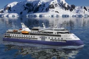 Ocean Victory - 4. Schiff der Infinity class mit X-Bow