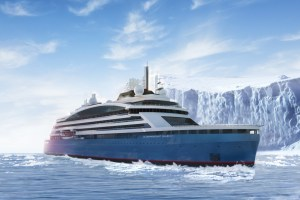 PONANT Le Commandant Charcot - das revolutionäre Polarexpeditionsschiff © PONANT - SDI123
