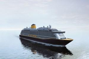 Spirit of Discovery - Neubau für Saga Cruises