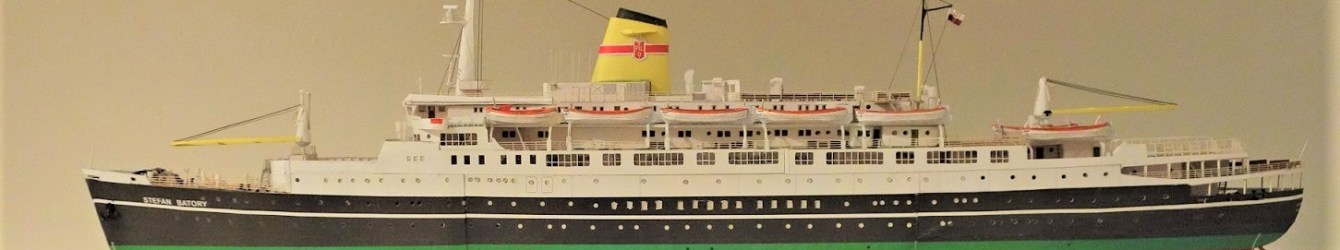 TS STEFAN BATORY - Polish Ocean Lines