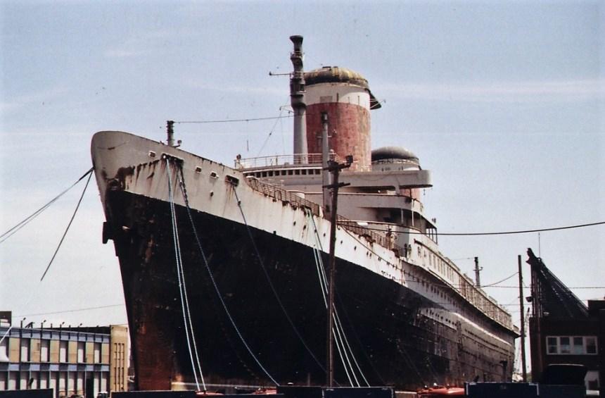 United-States-in-Philadelphia-4 Neue Pläne für SS UNITED STATES als Hotelschiff – Ist das die Rettung?