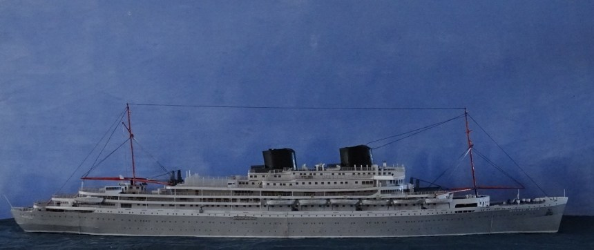 Willem-Ruys-037 Vor 75 Jahren: Stapellauf der WILLEM RUYS