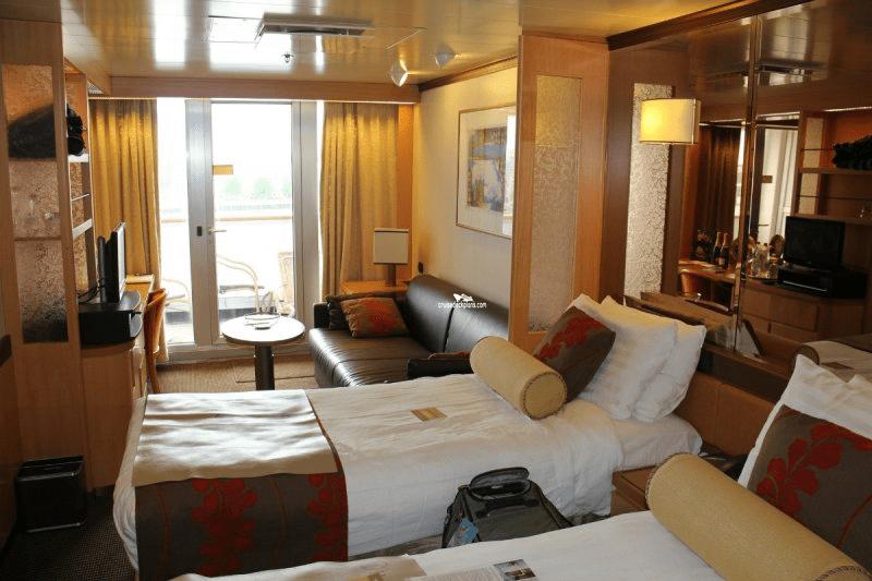 Rotterdam Class  Vista Suite