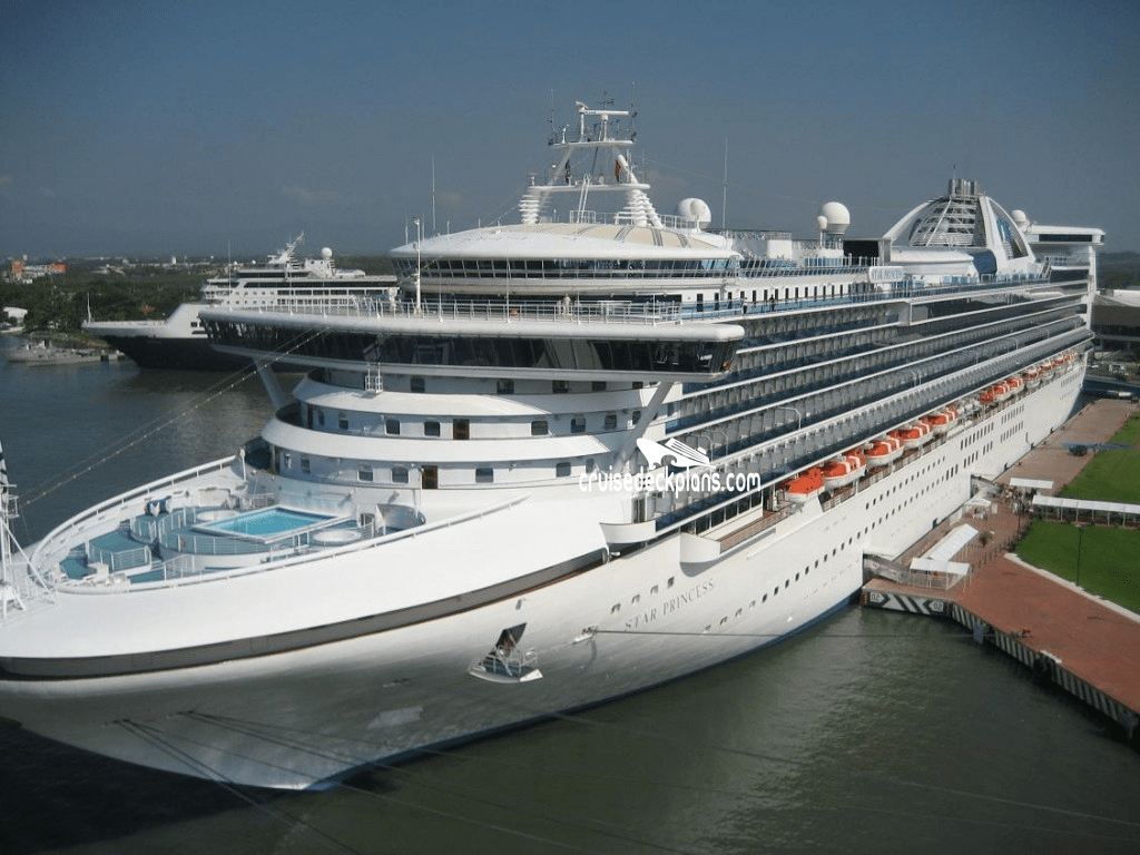 cruise ship diagram ce lancer wiring star princess deck plans diagrams pictures video