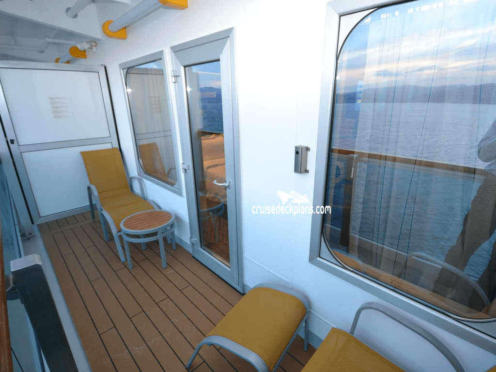 Costa Diadema Deck 1 Deck Plan Tour