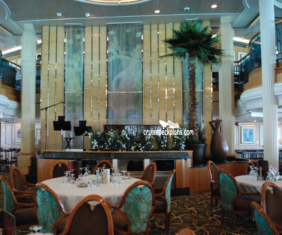 Grandeur of the Seas Great Gatsby Dining Room Pictures
