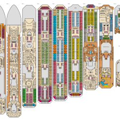Carnival Cruise Ship Diagram Wiring For Hot Water Heater Element Sunshine Deck 2 Plan Tour Plans