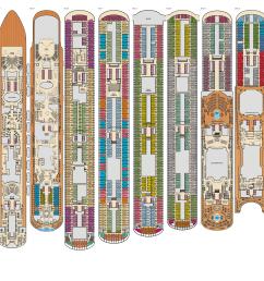 deck plans [ 4702 x 2753 Pixel ]