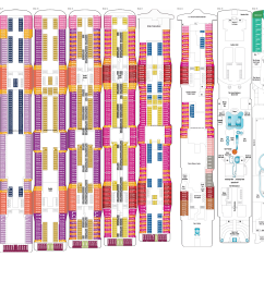 norwegian epic deck plans [ 5036 x 2708 Pixel ]