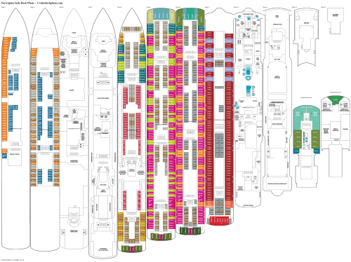 small resolution of click image for big image of deck plans deck plans norwegian jade