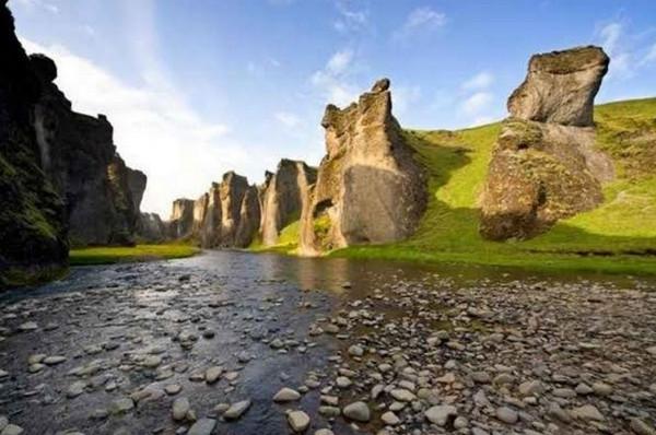 Asbyrgi Canyon Iceland Cruisegourmet Magazine