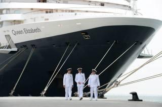 Cunard Captains