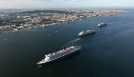 Cunard Queens