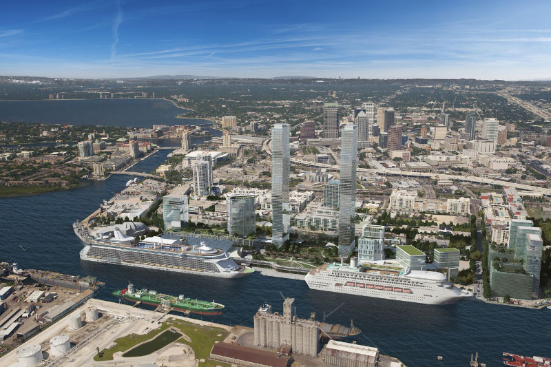 Cruise Ship Passengers Will Enjoy A Transformed Port Tampa Bay