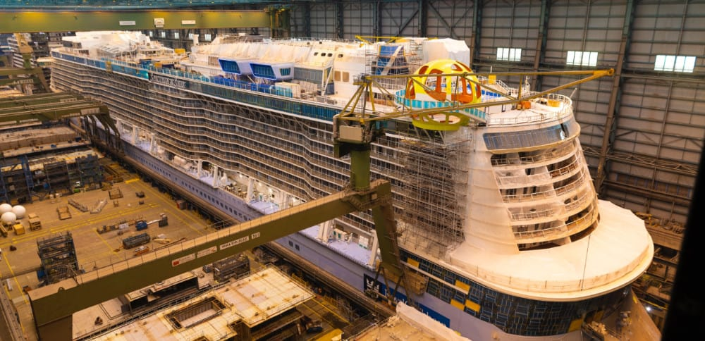 Royal Caribbean Releases Update On New Cruise Ship