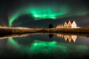 Northern Lights Cruise Iceland