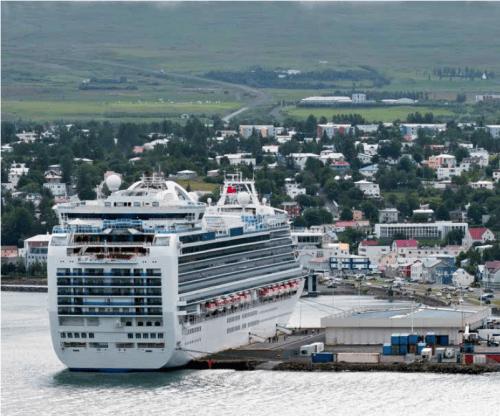 N1, cruise view