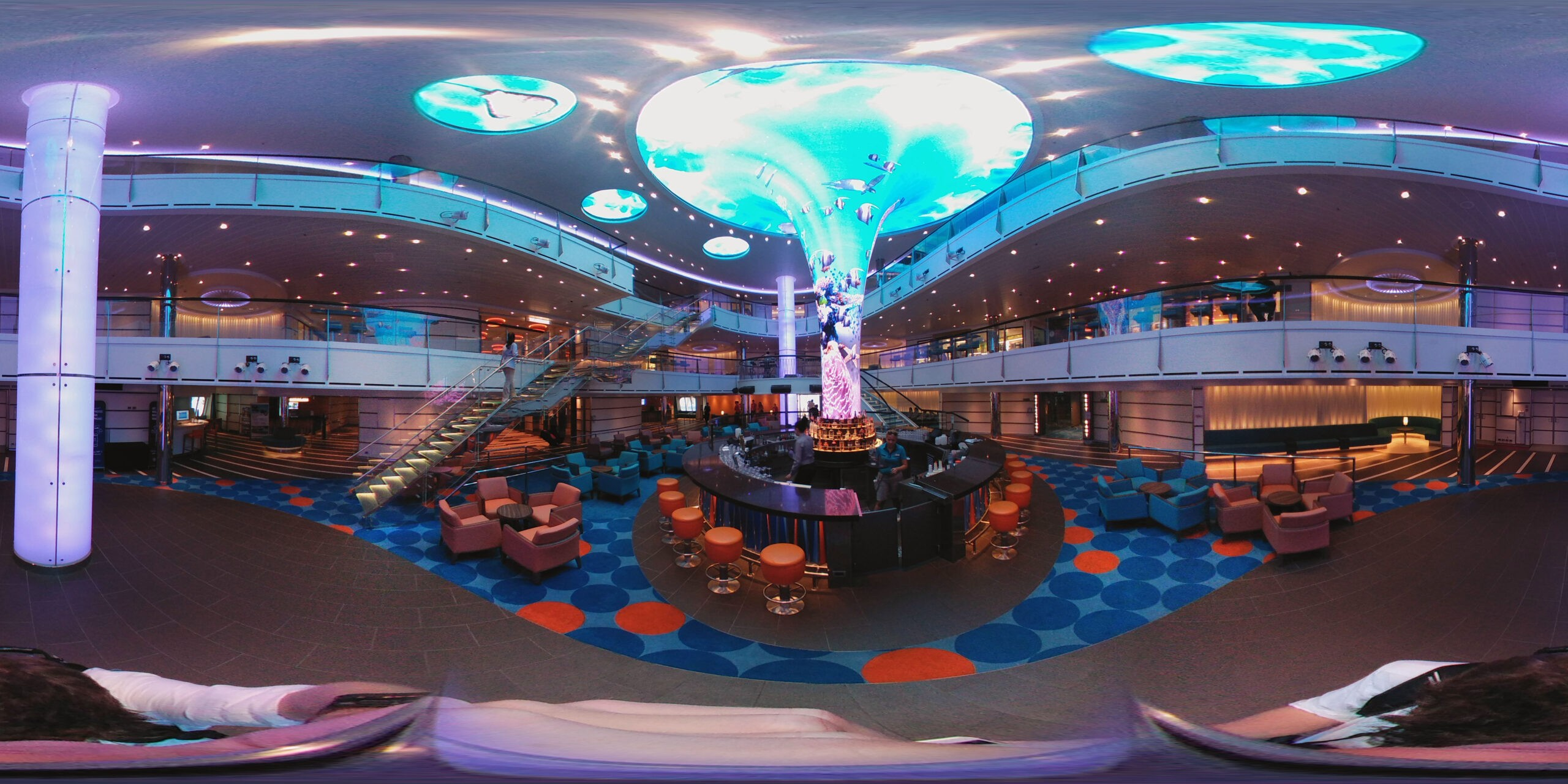 Carnival Vista Virtual Tour Cruiseind