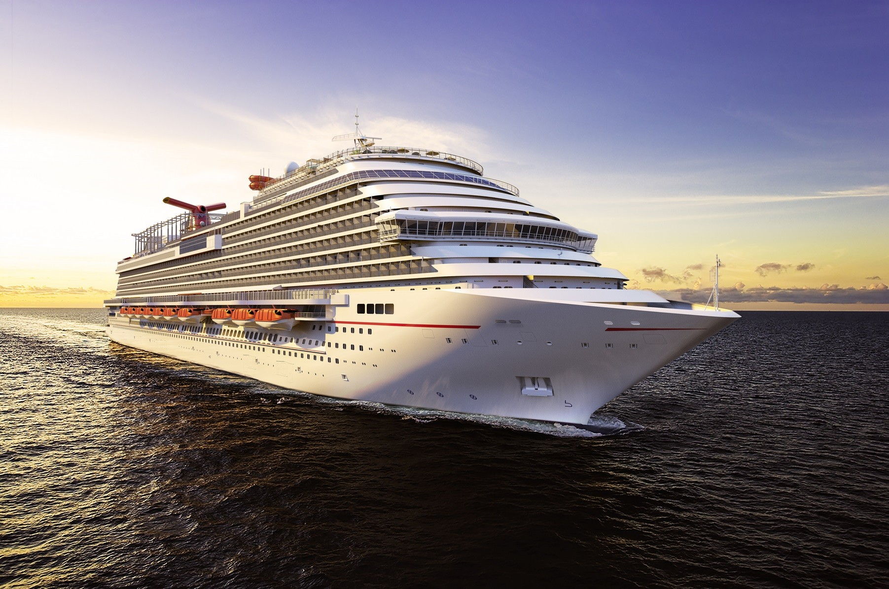 Carnival Panorama Deck Plans Cruiseind