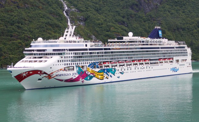 Norwegian Jewel Set To Sail In Asia For 2018 Summer