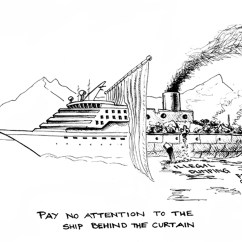 Cruise Ship Diagram Lizard Life Cycle Sewage Law News Ships Slick Marketing Serious Pollution