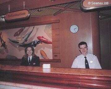 Cruise Ship Jobs Hotel Department Front Desk Jobs