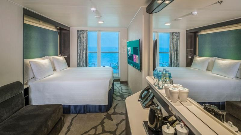 Genting Dream cabins and suites  CruiseMapper