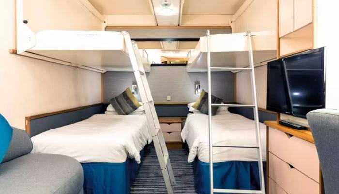 Marella Explorer cabins and suites  CruiseMapper
