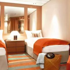 8 Chair Table Size Teen Lounge Marella Explorer Cabins And Suites | Cruisemapper