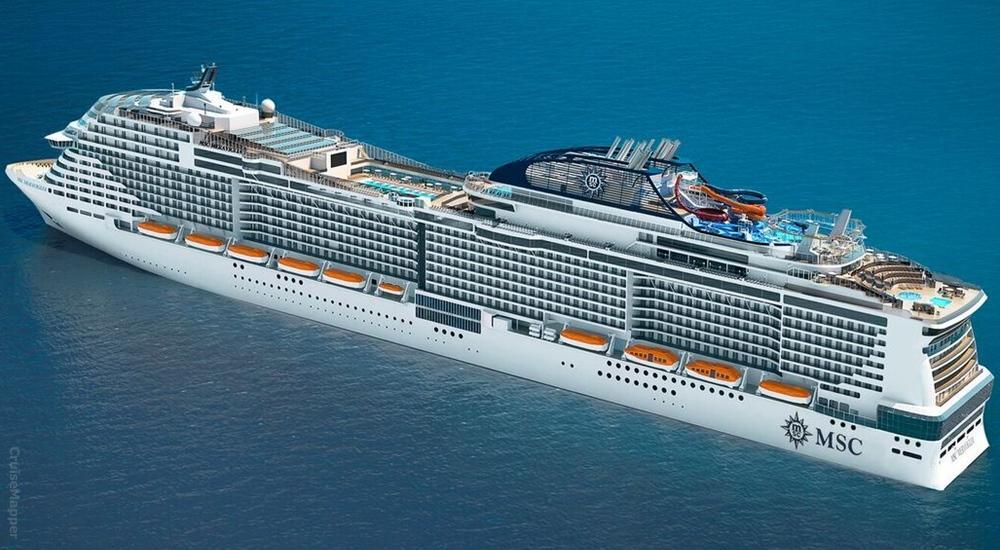 MSC Meraviglia-class cruise ship