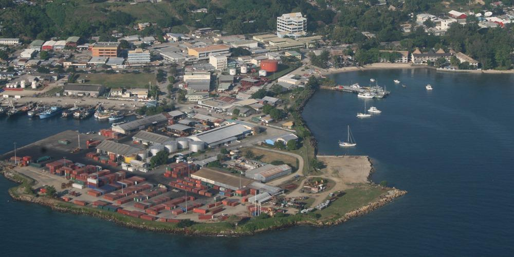Honiara Guadalcanal Solomon Islands cruise port