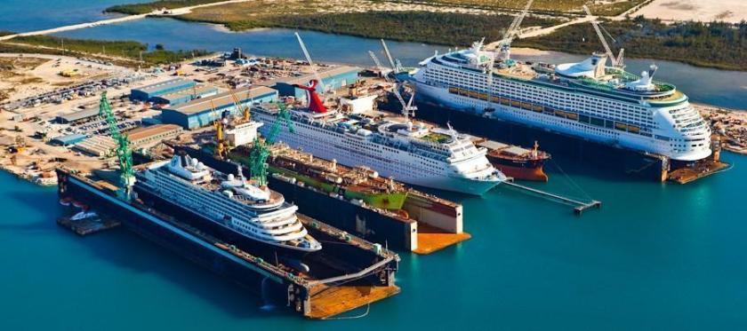 Afbeeldingsresultaat voor cruise ship Freeport