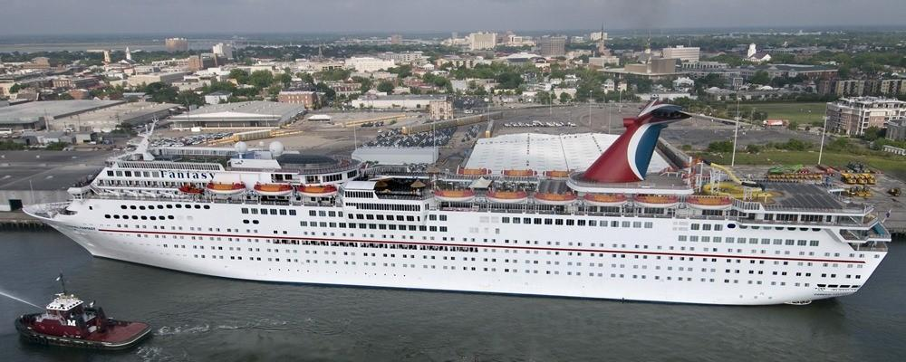 When Do Cruise Ships Dock In Charleston Sc About Dock