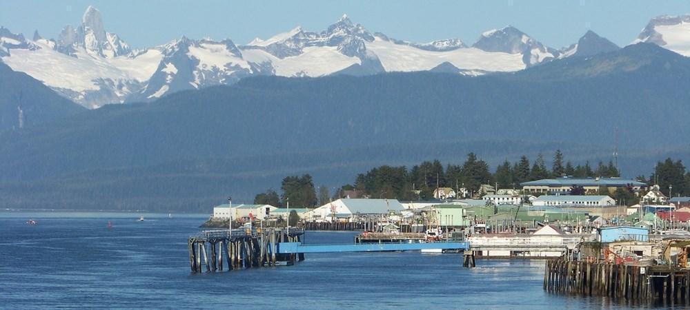 Petersburg Mitkof Island Alaska Cruise Port Schedule