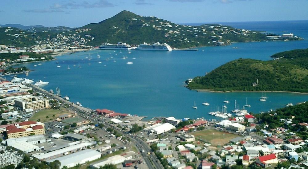saint thomas island charlotte