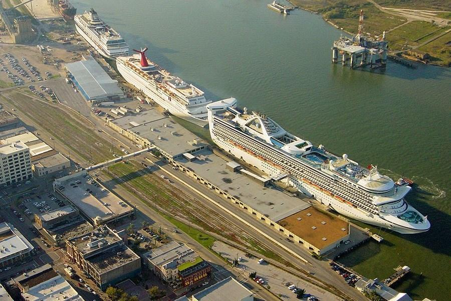 Image result for Galveston cruise port