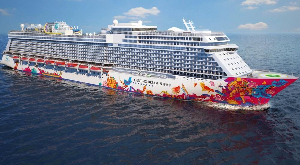 Image result for genting dream cruise