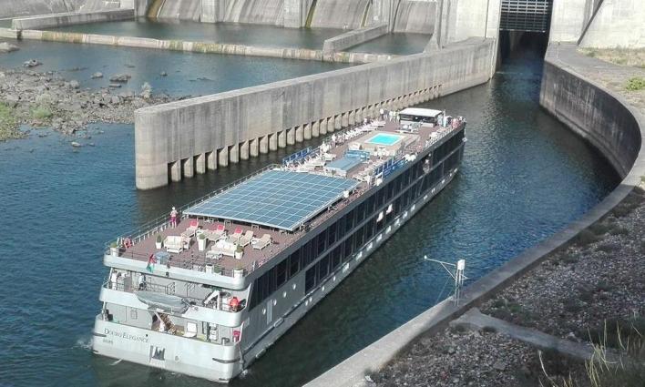 MS Douro Elegance cruise ship