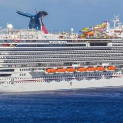 Carnival Cruise Ship Diagram 3 Watt Led Driver Circuit Magic Deck Plan Cruisemapper