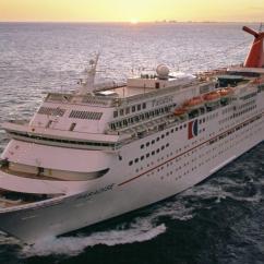 Carnival Cruise Ship Diagram Duck Wing Paradise Deck Plan Cruisemapper