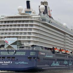 Shampoo Sink And Chair Game Of Thrones Replica Mein Schiff 3 - Itinerary Schedule, Current Position | Cruisemapper