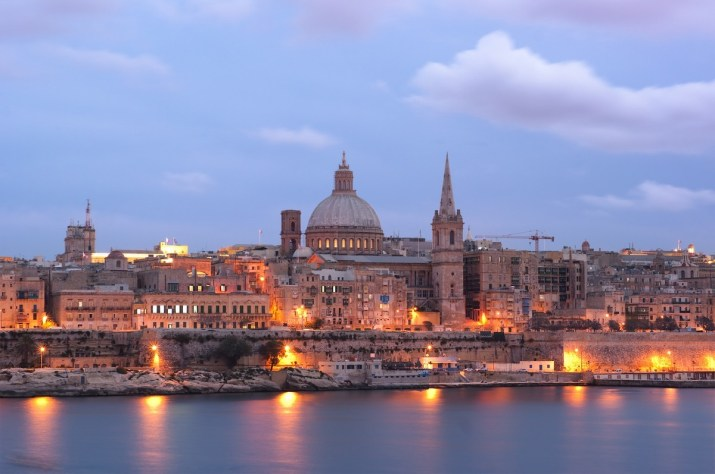 Βαλέτα, Μάλτα