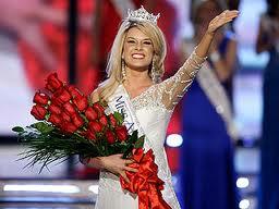 Teresa Scanlan, Miss America 2011