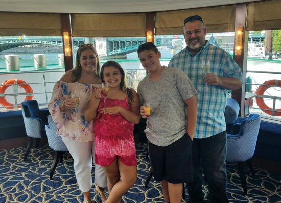 Cruise Planners Tauck Bridges Family River Cruising