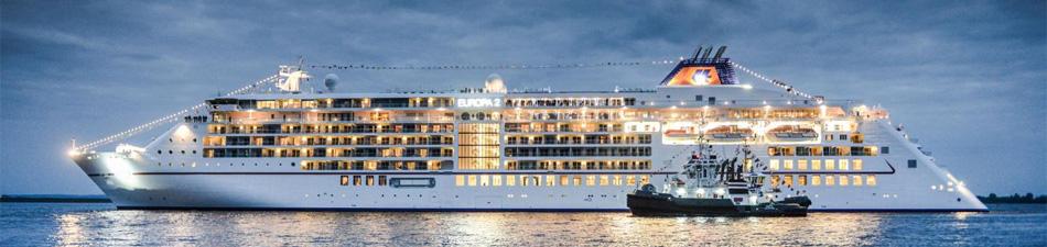 Overzicht beoordelingen van Hapag-Lloyd Cruises - The Ultimate Cruise Experience
